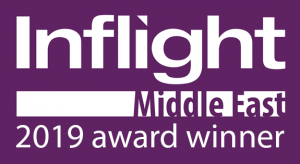 Inflight ME award winner logo